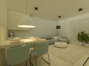 Apartment / Młociny / 80 m²