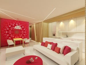 Apartment / Ursynów 54 m²