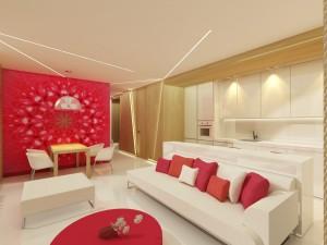 Mieszkanie / Ursynów 54 m²
