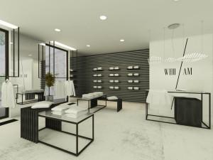 Butik odzieżowy / 38,5 m²