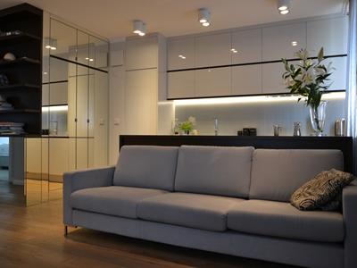 Mieszkanie / Sadyba II / 60,5 m²